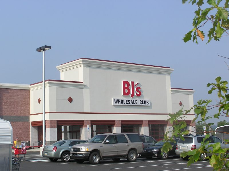 BJ's Wholesale Club at Warrington Commons | Penn Group of Companies