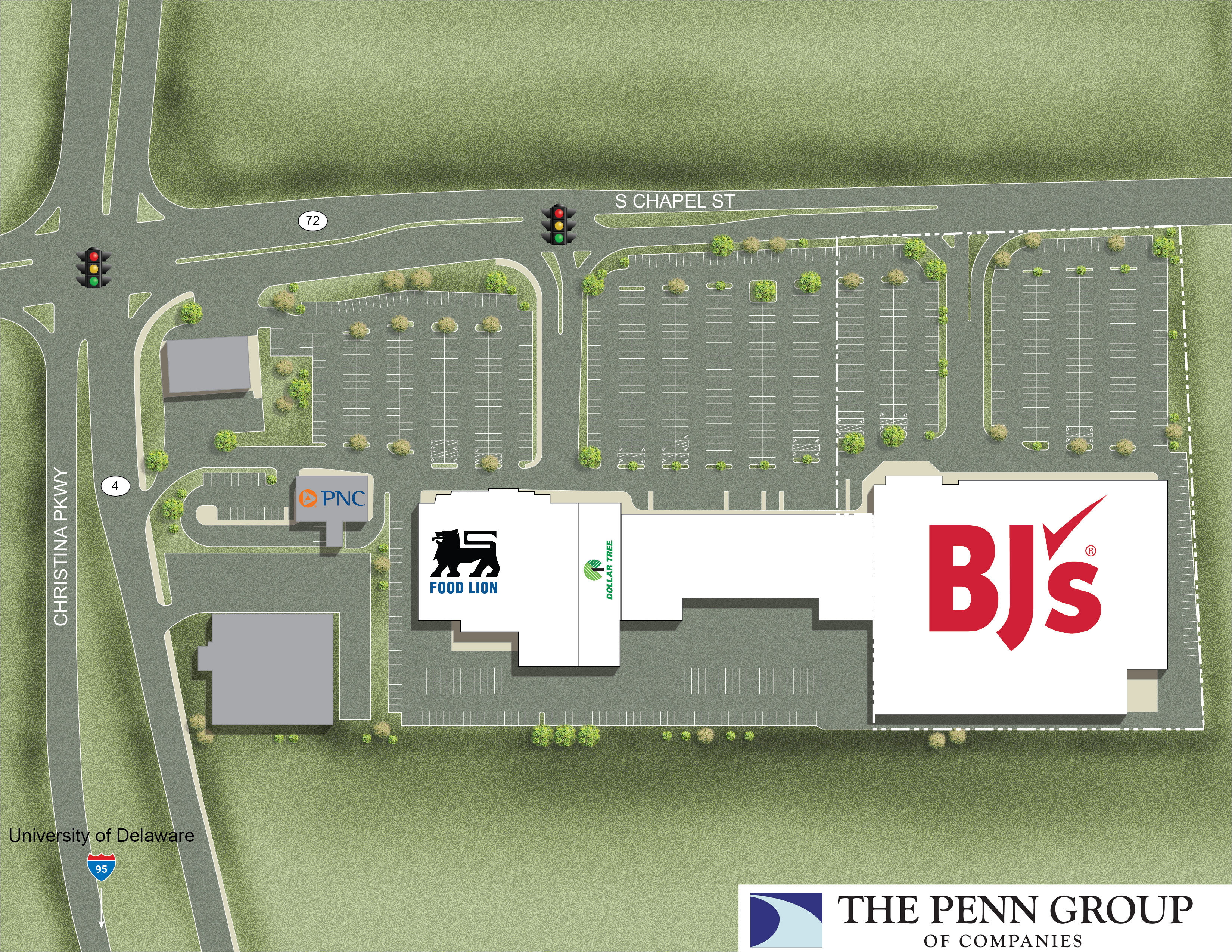 BJ's Wholesale Club | Penn Group of Companies